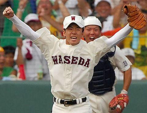 日本ハム・中田、甲子園で打てないと思った投手は佑ちゃん
