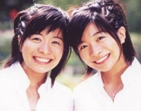 双子マナカナの驚きの見分け方、母親が暴露wwwww(画像あり)