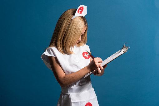 病院に行ってこんなに激可愛い看護師出てきたらどうする?