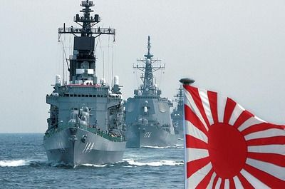 【悲報】世界の軍事力ランキングで日本が堂々の4位に輝く!!!!!!