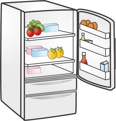 【画像】一人暮らしぼくの冷凍庫wwwwwwwwwwww