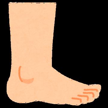 【悲報】横山結衣の足が汚い