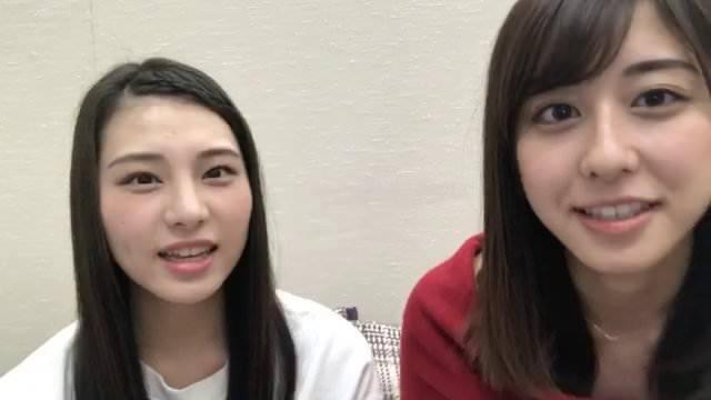 乃木坂46相楽伊織「最近、人生楽しいの」→斎藤ちはる「前けっこう危なかったよね」