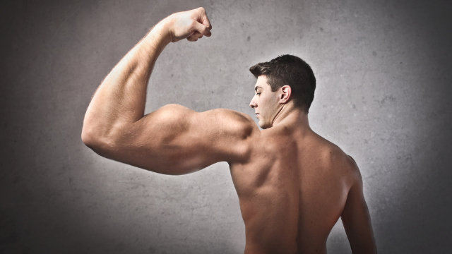 世界最強の男の肉体がコチラwww