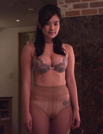 筧美和子の下着姿なんなのー