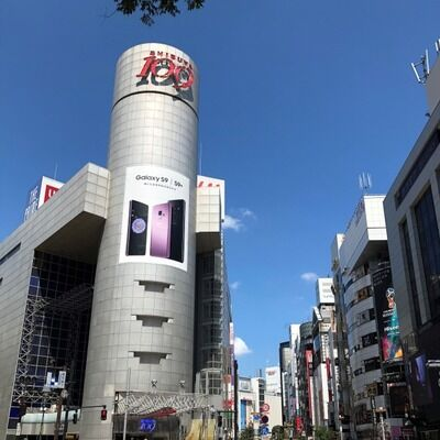 【画像】渋谷109、随分とイメージが変わってしまう……