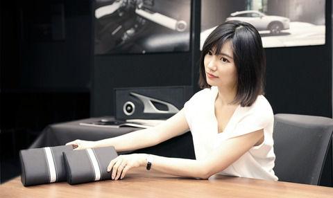MAZDAのデザイナー、李さんが可愛いと話題にwwnwwnwwnwwnww