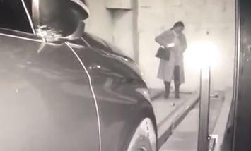 【動画】歩きスマホしながら立体駐車場に迷い込んだ「アホ」の末路wwwwwwwww