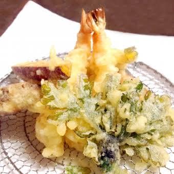 料理できるヤツに聞きたいんだけど天ぷらがフリッター状じゃなくてサクサクになる方法知ってる?