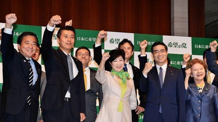 希望の党公認の元民進党議員達、選挙後に民進党として再結集するコントを計画wwwwwwwww