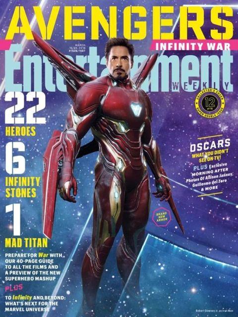 最新アイアンマン もうスーツがいろいろやばい方向にいく