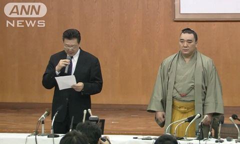 【引退】日馬富士の現在、全く反省してない・・・