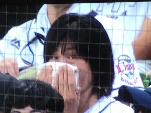 今井達也プロ初勝利に、お母さん泣く