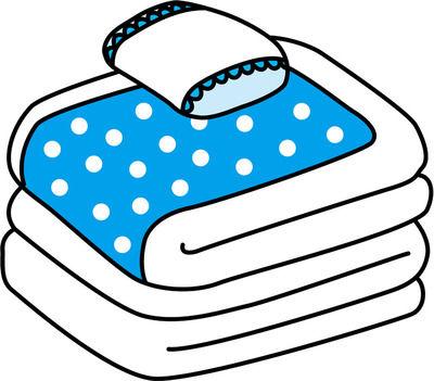 布団の上に「ござ」を敷くと涼しく快眠できるぞ。
