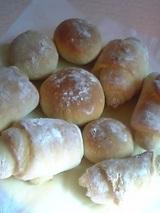 普通のパン