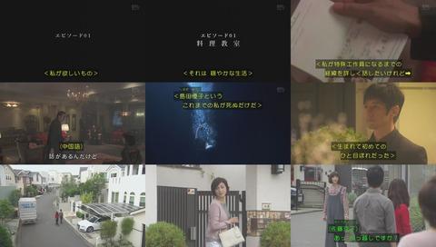 ドラマ「奥様は、取り扱い注意」1話