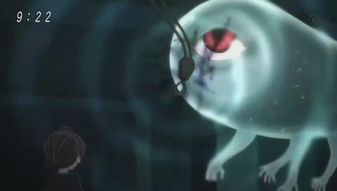 アニメ『ゲゲゲの鬼太郎』6期 1話 戦闘シーン