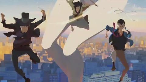 「ルパン三世 PART5」1話 画像