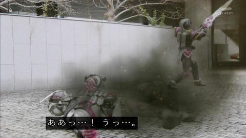 「仮面ライダージオウ」28話 アナザージオウ敗北
