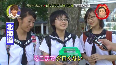 北海道 ゴキブリ 平気 感動 (113)