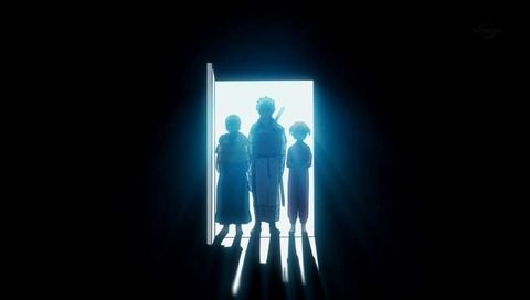 銀魂 4期 第1話冒頭 深夜枠に引越し