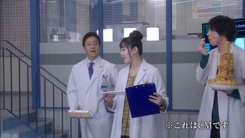 科捜研の女 お菓子の「ルヴァン」とコラボCM (24)