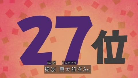 ちびまる子ちゃん 人気投票 27位 たまちゃんのパパ(穂波真太郎)