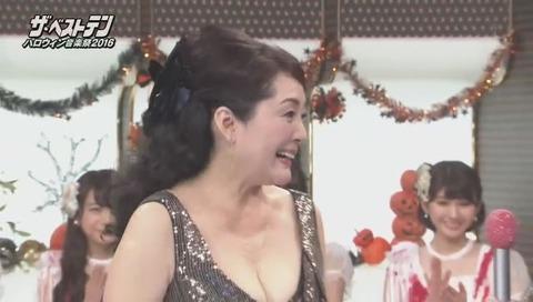 ザ・ベストテン2016 松坂慶子 愛の水中花