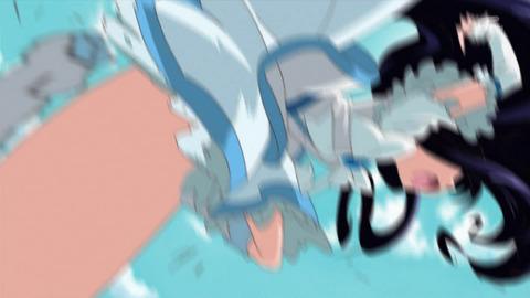 アニメ「HUGっと!プリキュア」初代プリキュア 登場シーン