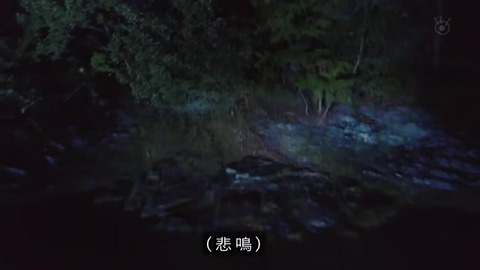 世にも奇妙な物語 '19秋の特別編『ソロキャンプ』滑落