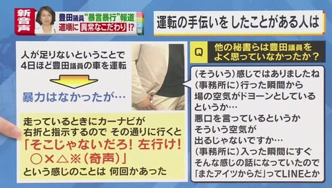 豊田真由子議員 記憶力がすごい?