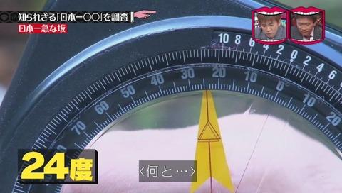 「日本一急な坂」暗峠(くらがりとうげ)