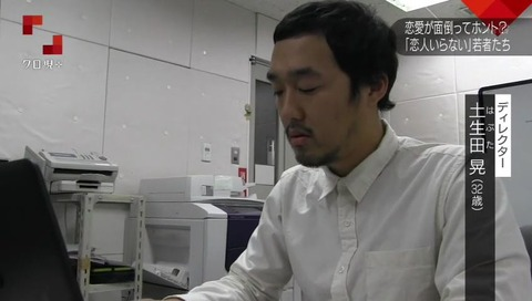 番組ディレクター 土生田晃