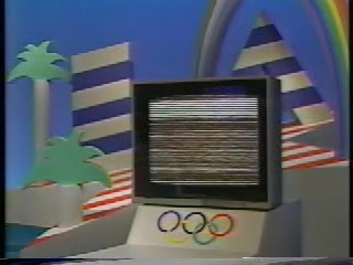 1984年 ロス五輪