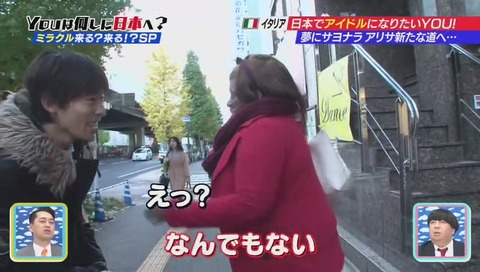 「YOUは何しに日本へ?」