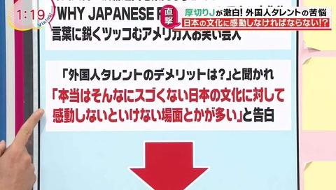 厚切りジェイソン 日本すごいについて