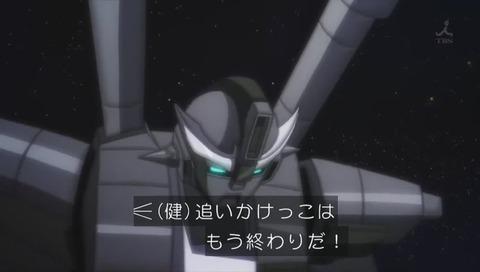 アニメ セイレン 第5話 ゲーム 『ガソガル』