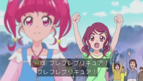 『HUGっと!プリキュア』最終回 『スタートゥインクルプリキュア』キュアスター 登場