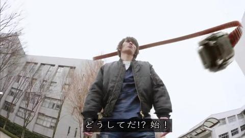 仮面ライダージオウ 29話 剣崎一真