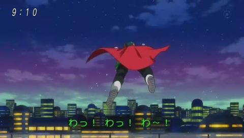 ドラゴンボール超 74話 グレートサイヤマン映画編