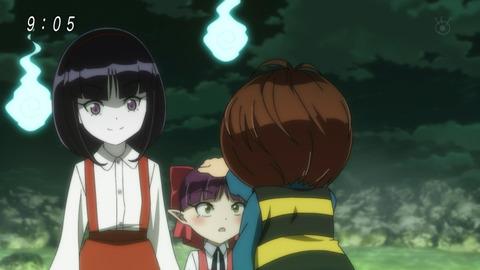 『ゲゲゲの鬼太郎』花子さん & 幼女ねこ娘