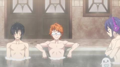 風呂シーン
