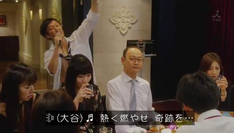 今井孝祐 『ペガサス幻想』を酔いながら歌う演技