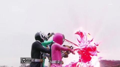 騎士竜戦隊リュウソウジャー 最終回 エラス消滅する