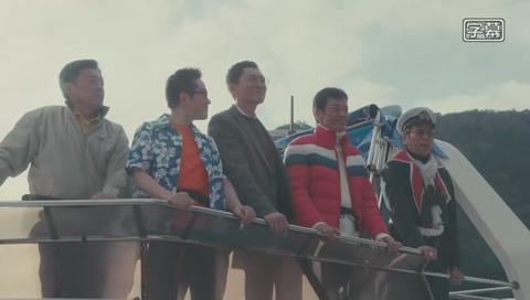 大杉漣が死亡した直後の バイプレイヤーズ 3話 画像