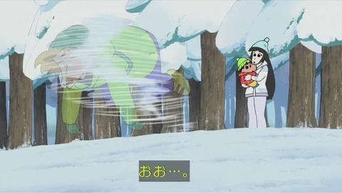 クレしん 秋田でスキーだぞ