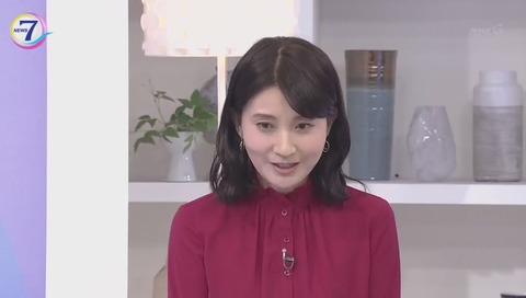 NHK 井上あさひアナ
