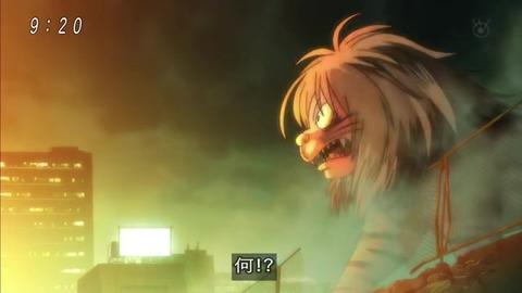 『ゲゲゲの鬼太郎』51話 ネコ娘vs鵺