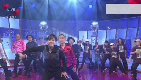 武田真一アナ ダンス