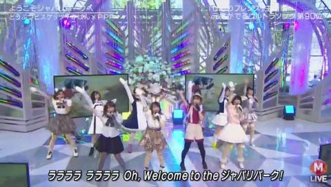 『ミュージックステーション』ウルトラFES 「けものフレンズ」 動画